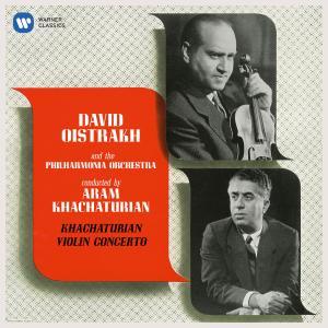 Aram Khachaturian的專輯Khachaturian: Violin Concerto, Op. 46