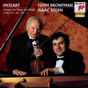 Listen to Violin Sonata No. 25 in F Major, Op. 2 No. 3, K. 377: III. Tempo di menuetto song with lyrics from Yefim Bronfman