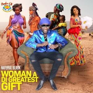 Album Woman a Di Greatest Gift from Natural Black