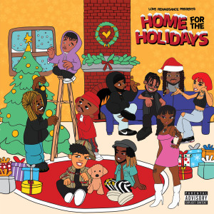 Album Home For The Holidays from 6LACK