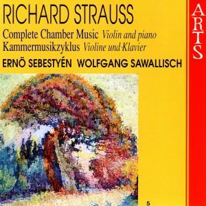 Sawallisch, Wolfgang的專輯Strauss: Complete Chamber Music, Vol. 5 - Violin & Piano
