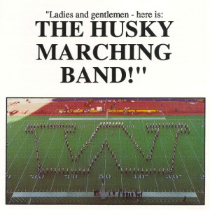 Ladies and Gentlemen - here is: The Husky Marching Band!