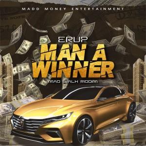 Album Man a Winner from Erup