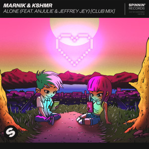 Marnik的專輯Alone (feat. Anjulie & Jeffrey Jey) (Club Mix)