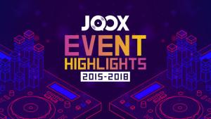 JOOX Event Highlights 2015-2018