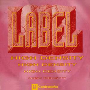 Album Label from High Density