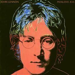 John Lennon的專輯Menlove Ave