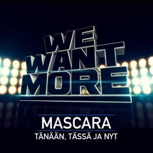 Album Tänään, tässä ja nyt from Mascara