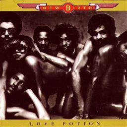 Album Love Potion from New Birth