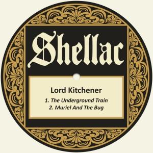 Album The Underground Train from Lord Kitchener