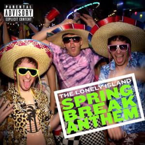 Album Spring Break Anthem from The Lonely Island