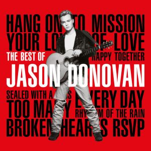 Jason Donovan的專輯The Best of Jason Donovan