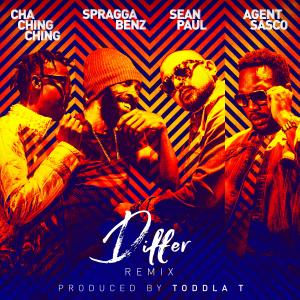 Album Differ Remix (feat. Sean Paul, Agent Sasco & Chi Ching Ching) from Agent Sasco