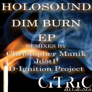 Album Dim Burn from Holosound