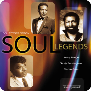 Album Soul Legends (Collector's Edition) from Percy Sledge