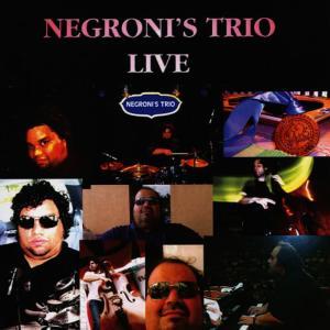 Album Live from Negroni's Trio