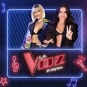 Album La Voz 2021 (Finalistas El Regreso / En Directo) from Varios Artistas
