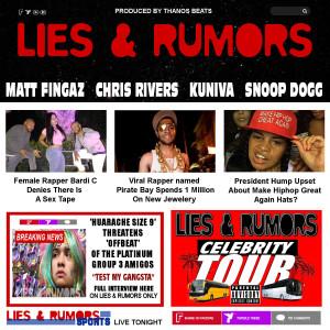 Album Lies & Rumors from Kuniva
