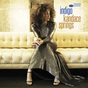 Kandace Springs的專輯Indigo