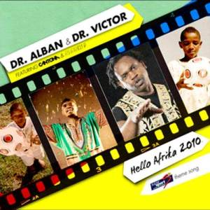 Album Hello Afrika 2010 from Dr. Alban