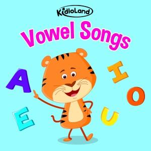 KidloLand的專輯Kidloland Vowel Songs