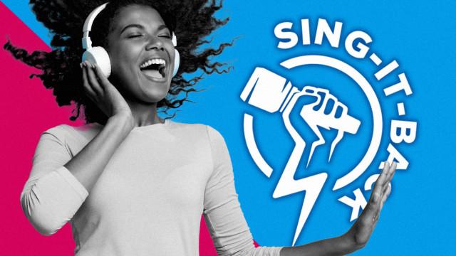 Singitback With Vusi Nova
