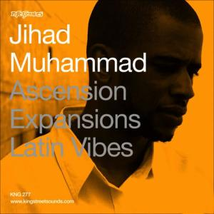 Album Ascension / Expansions / Latin Vibes from Jihad Muhammad