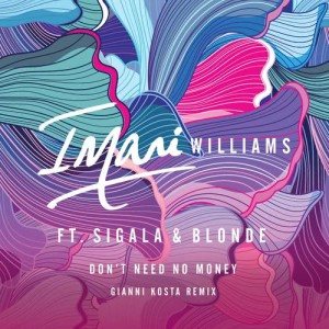 Album Don't Need No Money from Imani Williams
