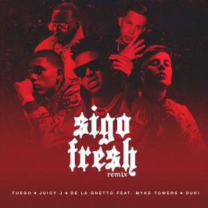 Juicy J的專輯Sigo Fresh