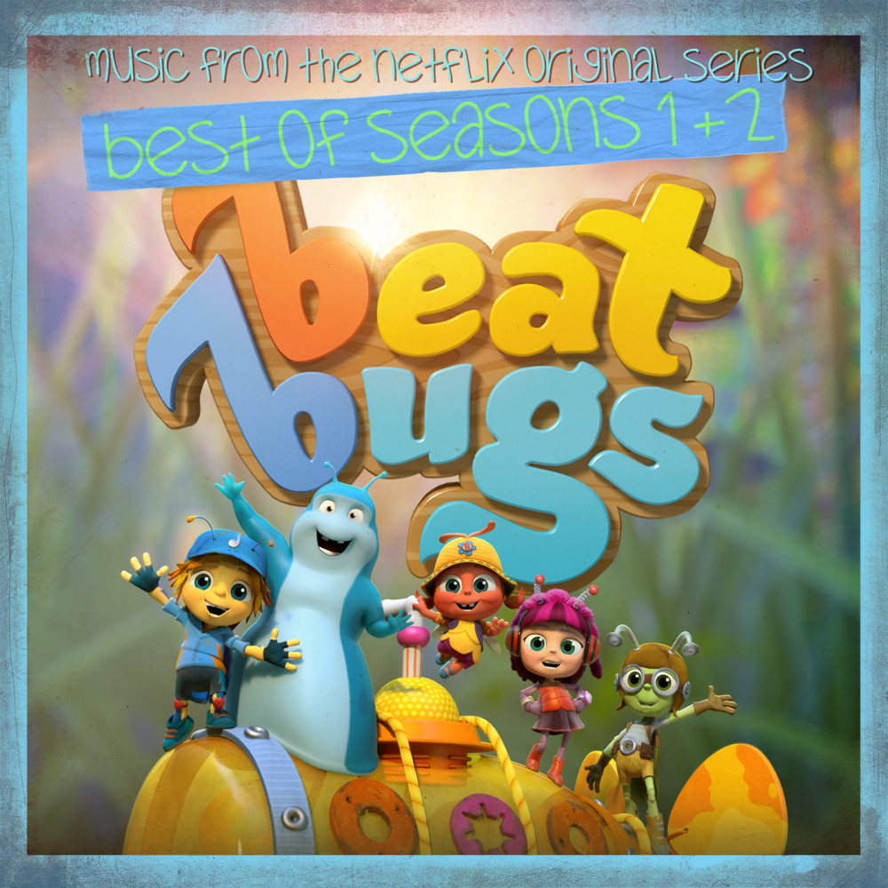 Sgt. Pepper's Lonely Hearts Club Band 2016 The Beat Bugs; Rod Stewart