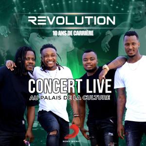 Album Concert 10 ans de carrière (Live) from Revolution