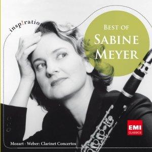 Sabine Meyer的專輯Best of Sabine Meyer [International Version]