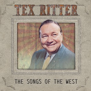Album The Songs of the West from Tex Ritter