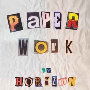 Album Paper Work from Horizon