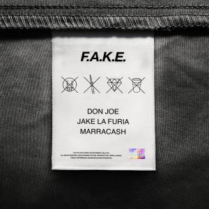 Album F.A.K.E. from Jake La Furia