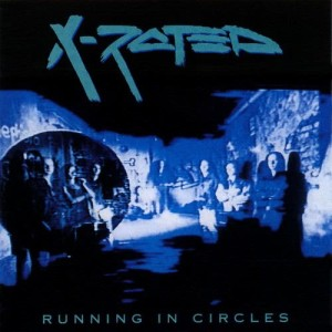 Album Running in Circles from X-Rated