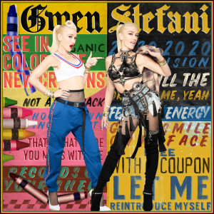 Gwen Stefani的專輯Let Me Reintroduce Myself