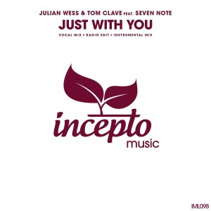 Album Just with You from Julian Wess