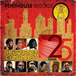 Album Penthouse 25 - The Journey Continues from Various Artists