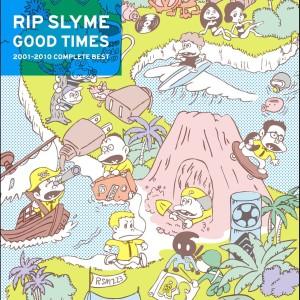 RIP SLYME的專輯GOOD TIMES