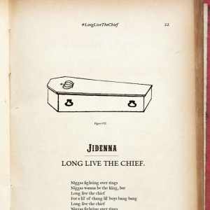 Album Long Live the Chief from Jidenna