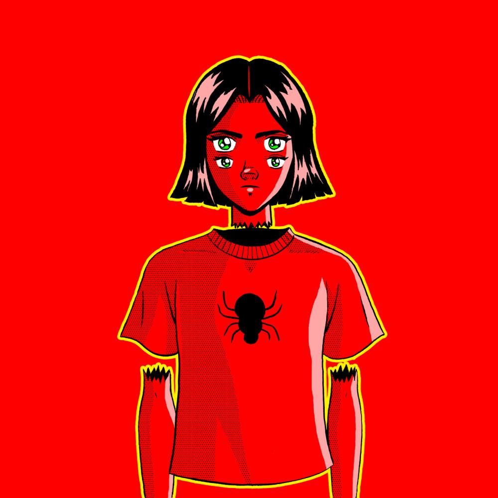 ฟังเพลงใหม่อัลบั้ม Evil Spider