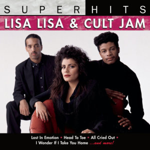 Album Super Hits from Lisa Lisa & Cult Jam