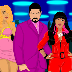 Lalo The Don的專輯Get Low 4 Me Remix (Single) [feat. Nicki Minaj & Barbee]