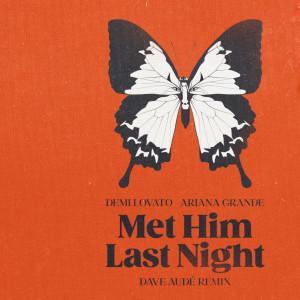 อัลบัม Met Him Last Night (Dave Audé Remix) ศิลปิน Ariana Grande