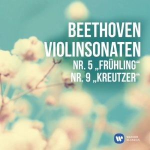 """Album Beethoven: Violinsonaten Nr. 5, """"Frühling"""" & Nr. 9, """"Kreutzer"""" from Maxim Vengerov"""