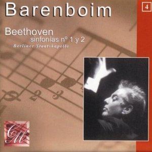 Berliner Staatskapelle的專輯Beethoven: Symphonies Nos. 1 & 2