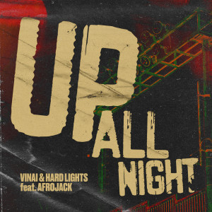 Album Up All Night from Afrojack