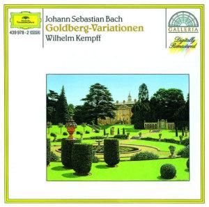 Wilhelm Kempff的專輯Bach Goldberg Variations