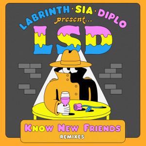 LSD的專輯No New Friends (Remixes)